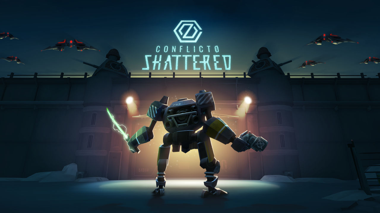 Conflict0: Shattered